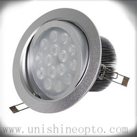 hot sale 7W AC100-240V LED Ceiling Downlight recessed round led lights for meeting room
