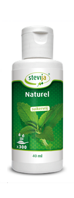 Stevia Liquid Naturel