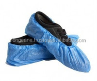 Disposable medical CPE shoe cover manufacturer for hospital use