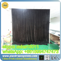 RK Adjustable Upright And Crossbar Of Pipe And Drape Or Wedding Pipe And Drape Draper Screens Fabric Stand With Lowest Price