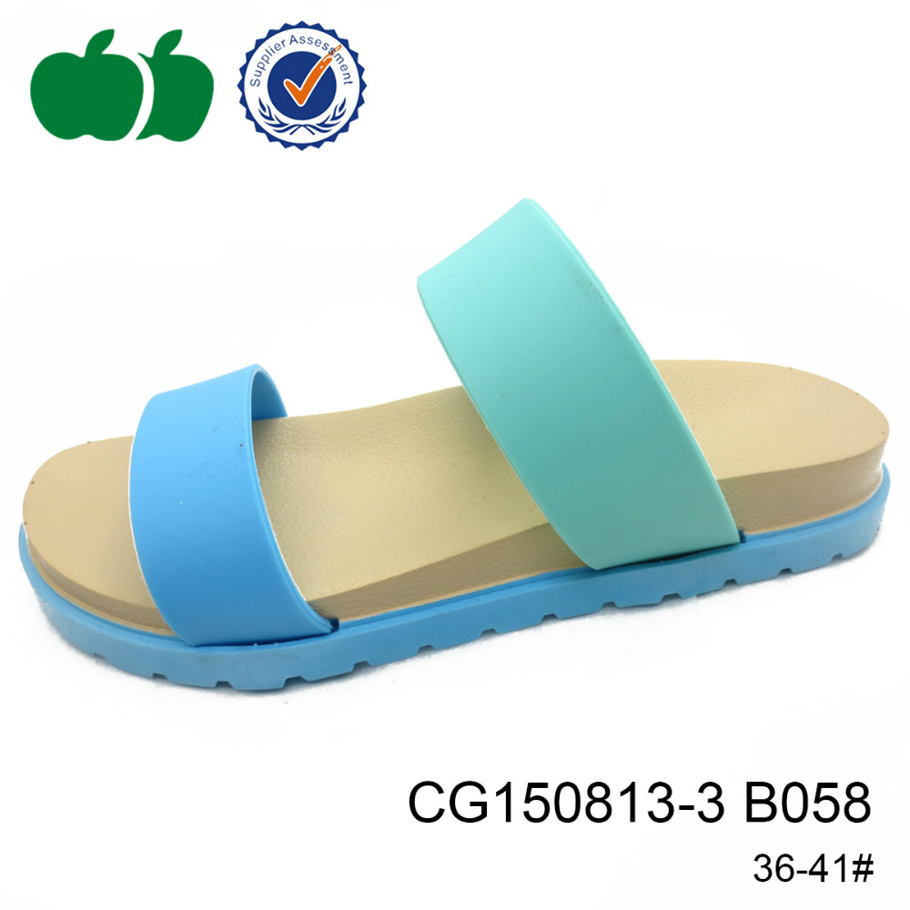 wholesale new trend women slippers 2015