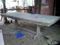 dining table ( molave, togas )