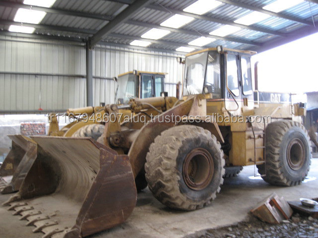 used caterpillar/CAT 966F wheel loader for sale