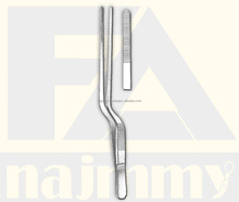 Jansen, Ear Dressing Forceps
