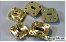 WAVEGUIDE FLANGES 750 SERIES (WR-62,42,28,22,19)