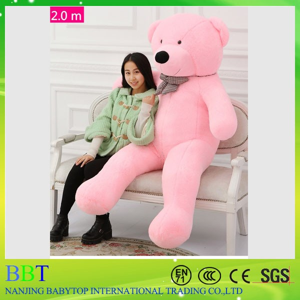 Wholesale Large Size Plush Giant 2 Meter Teddy Bear