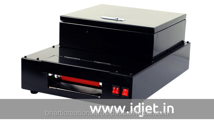 UV Lamination Machine for Lamination to Printed PVC ID Cards.