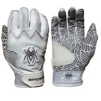 Custom baseball batting gloves spidrz
