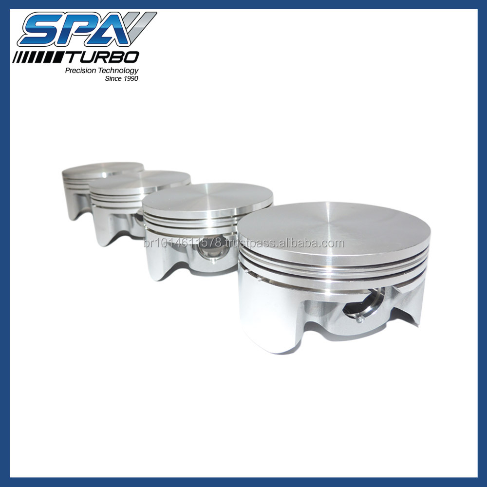VW 2.0L 8V 3A 83.00mm Flat forged piston with rings for 149mm rods
