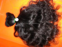 """hot selling Indian kinky curly hair, 100 human hair product natural hair weft, wholesale India hair """