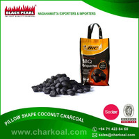 Highly Demanded Pillow Shape BBQ Charcoal Briquette from Reliable Supplier