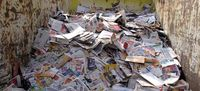 Mixed Waste Papers and waste news paper Scrap