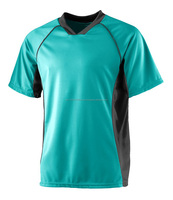 Lowest Price v-neck-soccer jersey for Adults, smart fit Moisture Wicking fabric