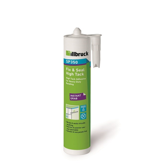 High Tack Hybrid Sealant Adhesive SP350