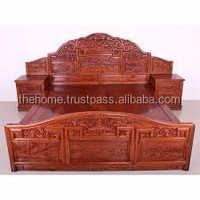 red sandalwood furniture