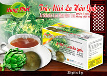 Artichoke - Luo Han Guo Tea (Health herbal tea)