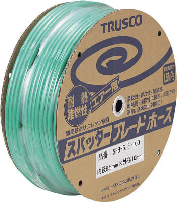 TRUSCO sputteblade tube 11 X 16 mm50m drum volume