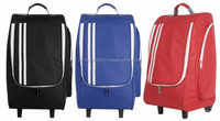 19413 Stripe Trolley Travelling Bag ( promotional gift, corporate gift, premium gift, souvenir )