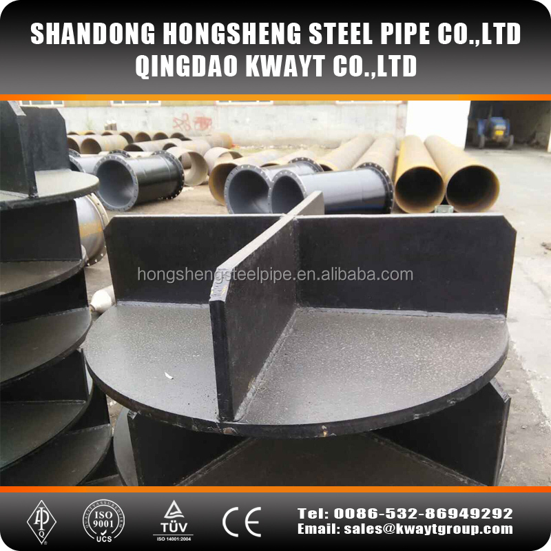 Factory Wholesale Price Pile Welded Ssaw Steel Pipe