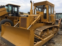 Used bulldozer CAT used bulldozer with ripper or winch D6D, D5M, D6G, D6H, D7G, D7H