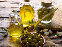 100% Pure Natural Extra Virgin Olive Carrier Oil