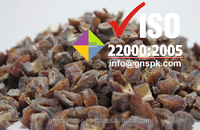 Diced Chopped Dates - ISO HACCP KOSHER Certified Rolled in Rice Flour, Size 8-10mm by GNS Pakistan