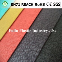 Hot sale pvc synthetic leather for sofa furniture and car seat cover