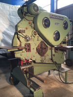 MUBEA KBL 11 N combined section shear
