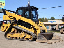 Used Caterpillar Skid Steer Loader, CAT 289D Skid Steer Loader for sale