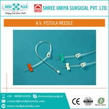 AV Fistula Safety Needle