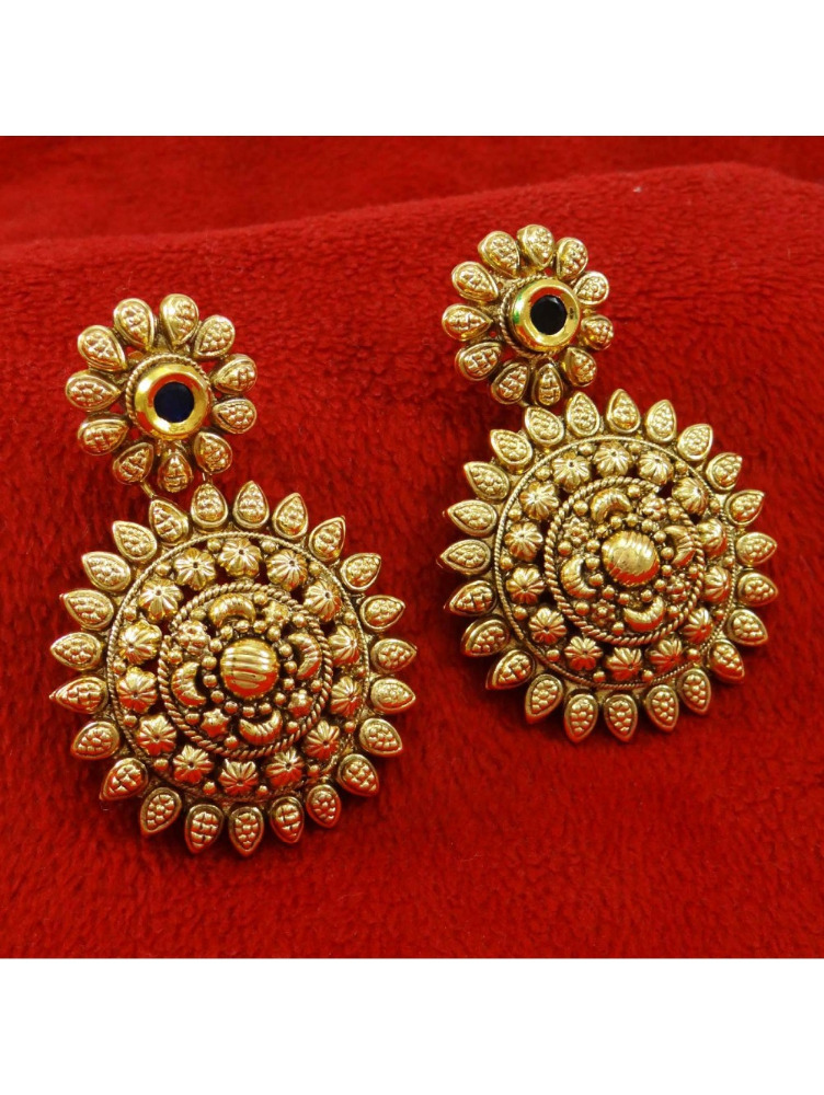 India Indian Gold Earrings Designs, India Indian Gold Earrings ...