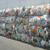 High Quality HDPE Milk Bottle Scrap