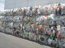 High Quality HDPE Milk Bottle Scrap, hdpe drum scrap plastic bales
