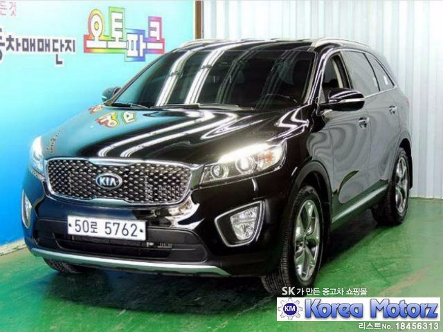 2015 KIA All New Sorento UM DIESEL 2.2 4WD Noblesse used car (18456313)