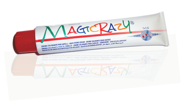 MAGICRAZY - ITALIAN PROFESSIONAL TREDY HAIR COLOR