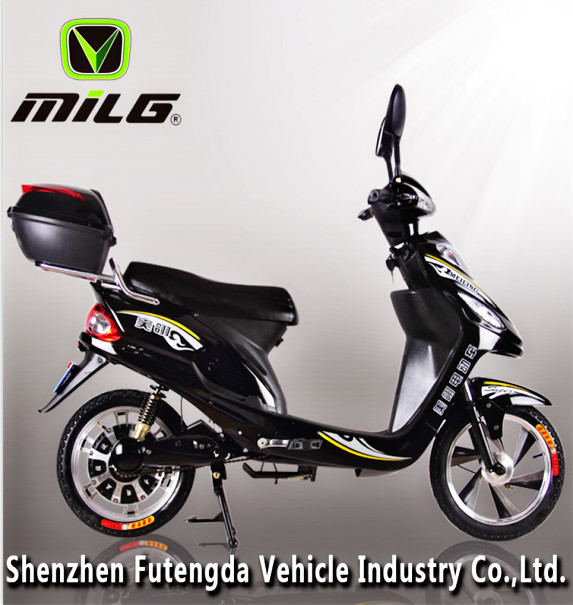 Hot selling 48V electric pocket bikes / cheap electric powered bicycle for ladies