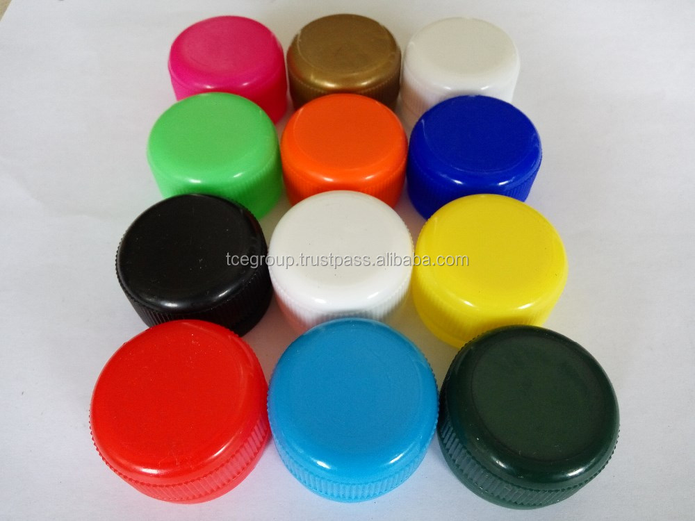 Plastic bottle cap closure size 28mm PCO1810 and 30mm PCO3025