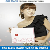 Co2 Effect Facial Mask For Anti