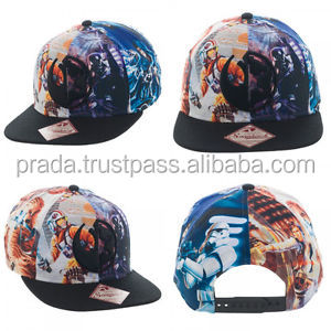 Custom Sublimation Baseball Caps