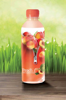 Natural Fresh Peach Fruit Juice