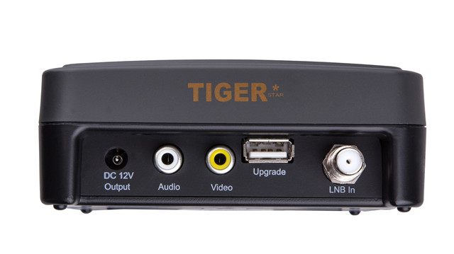HD Satellite Finder Meter support DVB S2 MPEG 4 Vide Signal