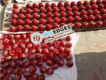 Best Quality Pink Red White Cricket Balls for International Cricket Sialkot Pakistan