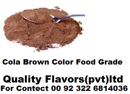 Cola Brown Color Food Grade