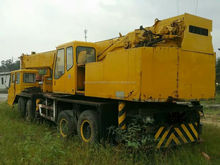 used MITSUBISHI crane 50T with cheap price
