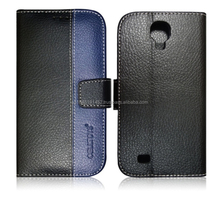 Chic Leather Wallet Case With Card Holders For Samsung Galaxy S4