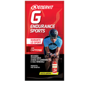 Enervit G Endurance Sports 30g Bow with 30 Sachets Citrus with Caffeine