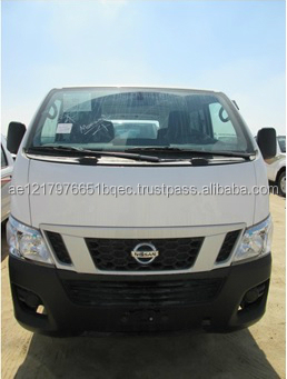 2016 NISSAN URVAN DELIVERY VAN DIESEL MANUAL TRANSMISSION