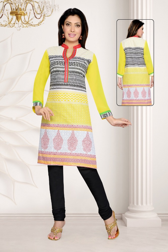 Wholesale Indian Cotton Kurti Top
