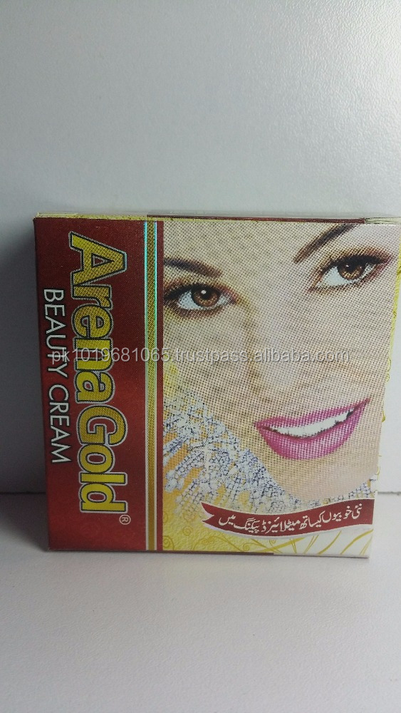 Arena Gold Whitening Cream