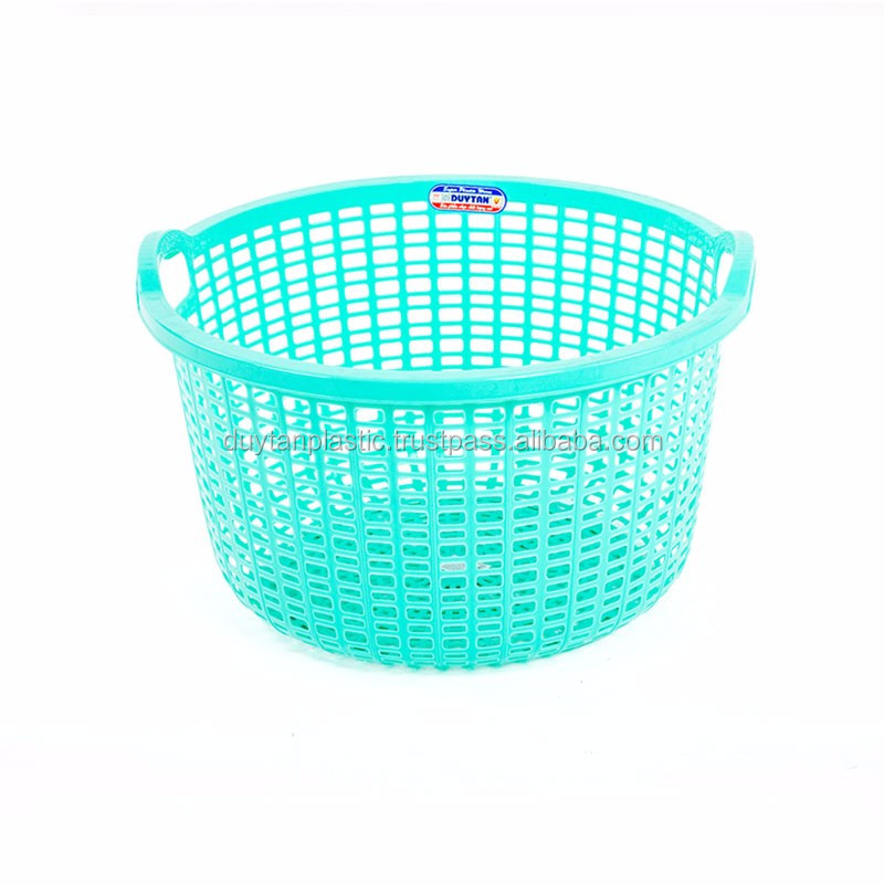 Summer Hot Products - PLASTIC CRATE /ROUND BASKET - DUY TAN PLASTICS - Email: tangkimva@duytan.com